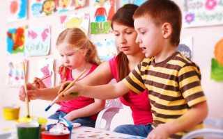 Лето! Рисуем вместе с детьми.