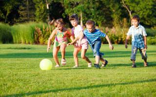 Использование подвижных игр в воспитании детей от 2-х до 3,5 лет