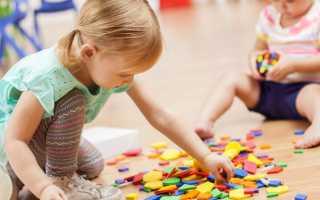 Обучение игровой деятельности направленной на развитие речи детей 1,6-2,6 лет через мелкую моторику рук