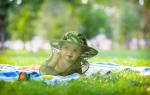 Воспитание безопасного поведения детей в природе