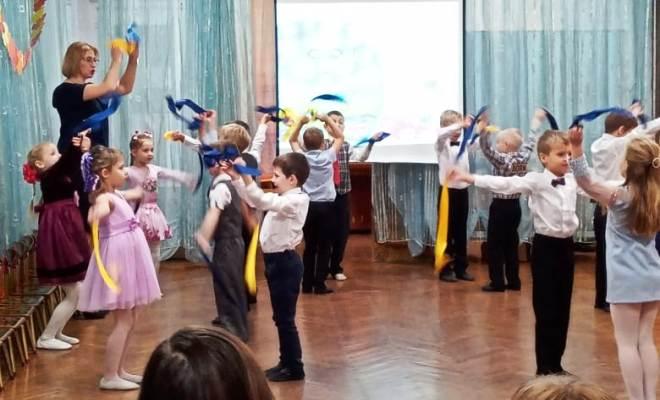 День Матери в ГБДОУ 102 Санкт-Петербург