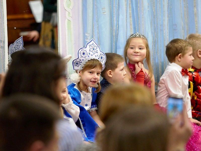 Новогодние утренники в детском саду ГБДОУ№102