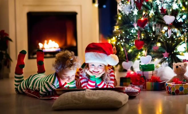 Как провести Новый Год с детьми